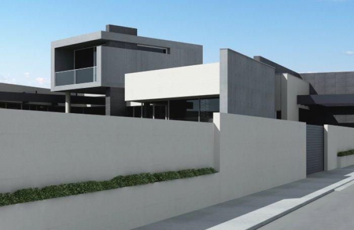 Arhitecture and interiors design